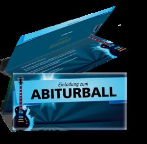 einladungskarte-abiball-gitarre-blau-falz-oben