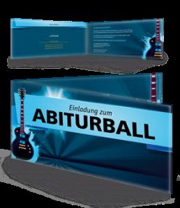 einladungskarte-abiball-gitarre-blau-falz-seite