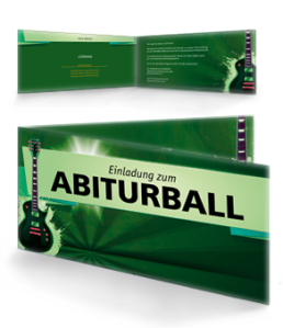 einladungskarte-abiball-gitarre-gruen-falz-seite
