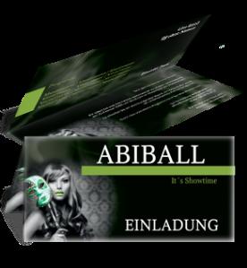 einladungskarte-abiball-miss-carneval-gruen-falz-oben