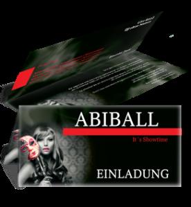 einladungskarte-abiball-miss-carneval-rot-falz-oben