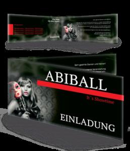 einladungskarte-abiball-miss-carneval-rot-falz-seite