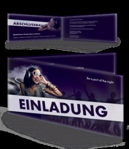 einladungskarte-abiball-people-violett-falz-seite