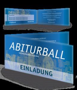 einladungskarte-abiball-retro-city-blau-falz-seite