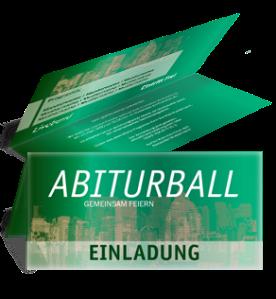 einladungskarte-abiball-retro-city-gruen-falz-oben