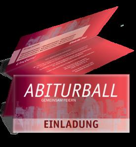 einladungskarte-abiball-retro-city-rot-falz-oben