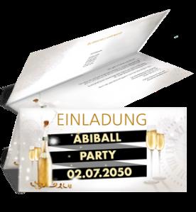 einladungskarte-abiball-sektflasche-gold-falz-oben