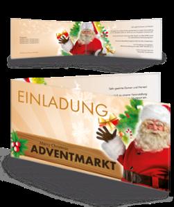 einladungskarte-adventmarkt-santa-claus-gold-falz-seite