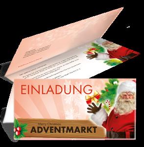 einladungskarte-adventmarkt-santa-claus-rot-falz-oben