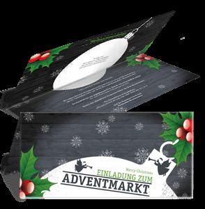 einladungskarte-adventmarkt-zweig-schwarz-falz-oben