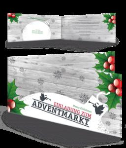 einladungskarte-adventmarkt-zweig-weiss-falz-seite
