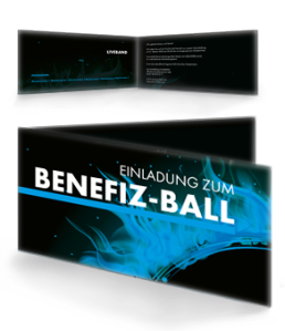 einladungskarte-ball-sonneneruption-blau-falz-seite