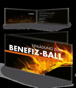 einladungskarte-ball-sonneneruption-orange-falz-seite