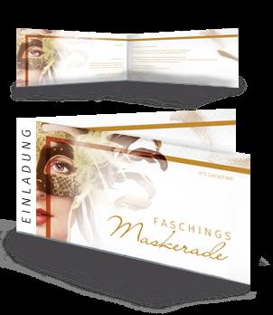 einladungskarte-fasching-maskerade-gold-falz-seite