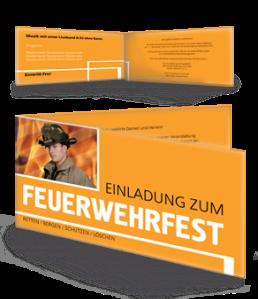 einladungskarte-feuerwehrfest-classico-orange-falz-seite