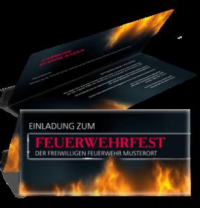 einladungskarte-feuerwehrfest-fire-dept-rot-falz-oben
