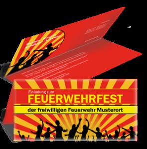 einladungskarte-feuerwehrfest-jugendstil-rot-falz-oben