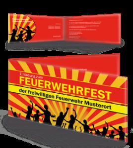 einladungskarte-feuerwehrfest-jugendstil-rot-falz-seite