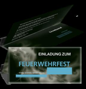 einladungskarte-feuerwehrfest-rauch-blau-falz-oben