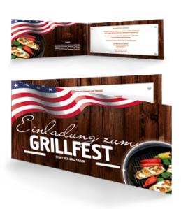 einladungskarte-grillfest-american-barbecue-braun-falz-seite