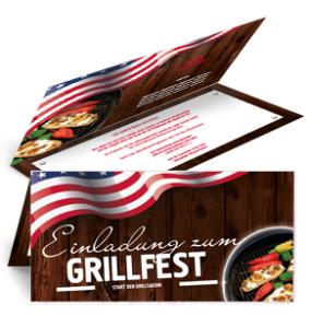einladungskarte-grillfest-american-barbecue-rot-falz-oben