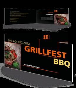 einladungskarte-grillfest-delicious-bbq-steak-gelb-falz-seite