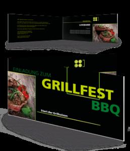 einladungskarte-grillfest-delicious-bbq-steak-gruen-falz-seite