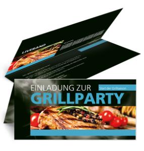 einladungskarte-grillfest-rauch-blau-falz-oben