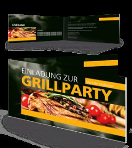 einladungskarte-grillfest-rauch-gelb-falz-seite
