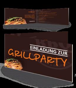 einladungskarte-grillfest-steak-braun-falz-seite