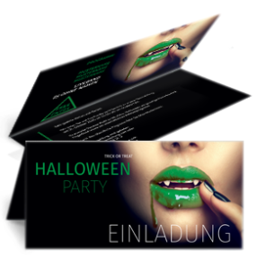 einladungskarte-halloween-lips-gruen-falz-oben