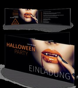 einladungskarte-halloween-lips-orange-falz-seite