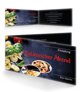 einladungskarte-italienischer-abend-buon-appetito-rot-falz-seite