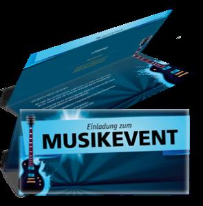 einladungskarte-musikfest-gitarre-blau-falz-oben