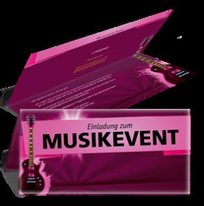 einladungskarte-musikfest-gitarre-violett-falz-oben