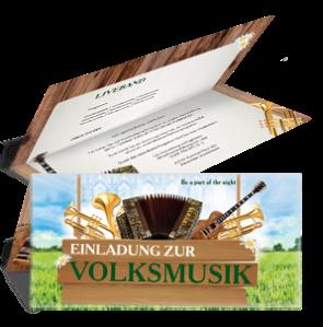 einladungskarte-musikfest-instrumente-gruen-falz-oben