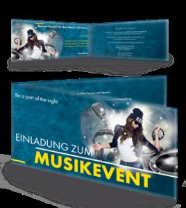 einladungskarte-musikfest-party-blau-falz-seite