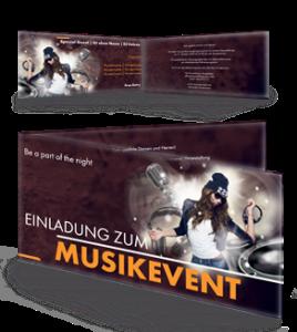 einladungskarte-musikfest-party-rot-falz-seite
