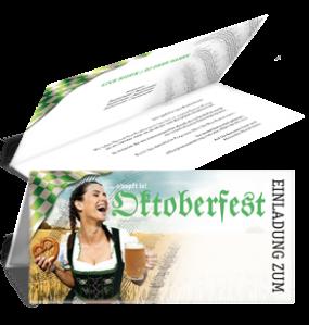 einladungskarte-oktoberfest-noten-falz-oben-gruen