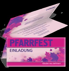 einladungskarte-pfarrfest-erntedank-violett-falz-oben