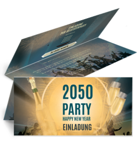 einladungskarte-silvester-party-falz-oben-blau