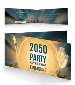 einladungskarte-silvester-party-falz-seite-blau