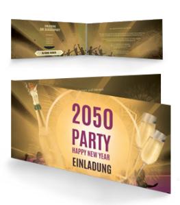 einladungskarte-silvester-party-falz-seite-gold