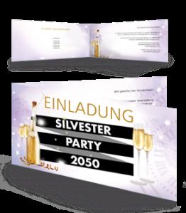 einladungskarte-silvester-sektflasche-falz-seite-lila