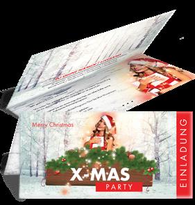 einladungskarte-weihnachten-weihnachtsengerl-rot-falz-oben