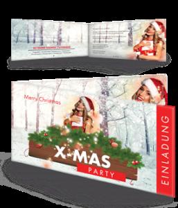 einladungskarte-weihnachten-weihnachtsengerl-rot-falz-seite