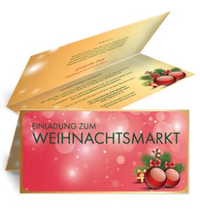 einladungskarte-weihnachten-weihnachtskugeln-falz-oben-rot