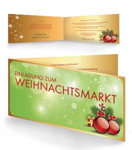 einladungskarte-weihnachten-weihnachtskugeln-falz-seite-gruen