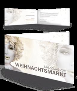 einladungskarte-weihnachtsmarkt-eiskoenigin-gold-falz-seite