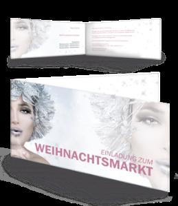 einladungskarte-weihnachtsmarkt-eiskoenigin-silber-falz-seite